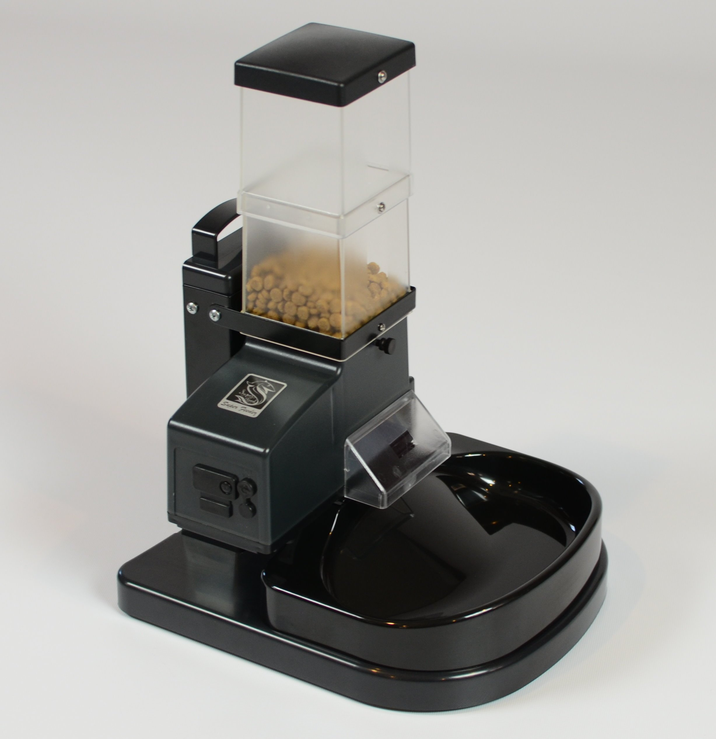 Automatic Cat Feeder, CSF-3 Super Feeder, Stand/Bowl, Analog Timer