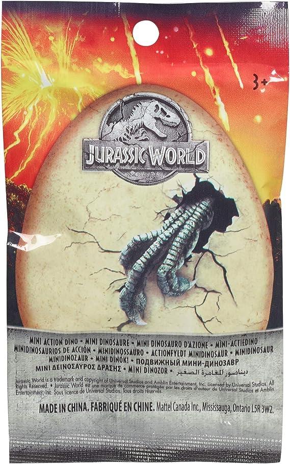 Jurassic World Mini dinosaure Figurine articulée modèle aléatoire FML69
