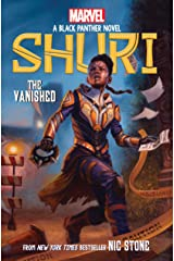 The Vanished (Shuri: A Black Panther Novel #2) Kindle Edition