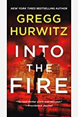 Into the Fire: An Orphan X Novel Kindle Edition
