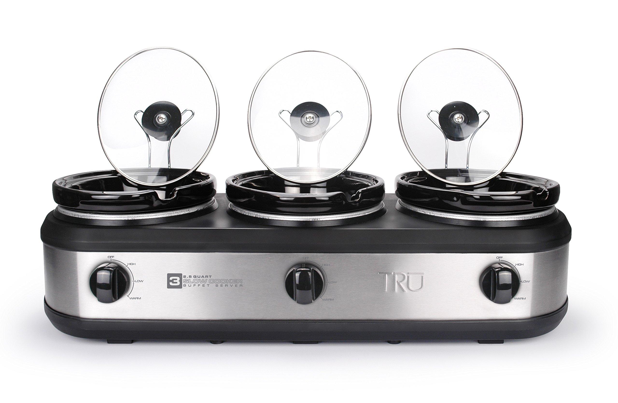 Tru BS-325LR Slow-Cookers by Tru