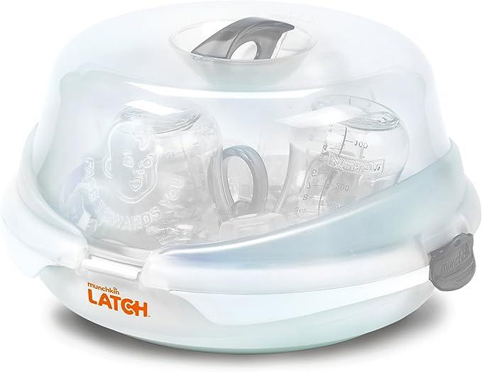 Munchkin LATCH - Kit Inicial de Lactancia para Recien Nacidos con ...