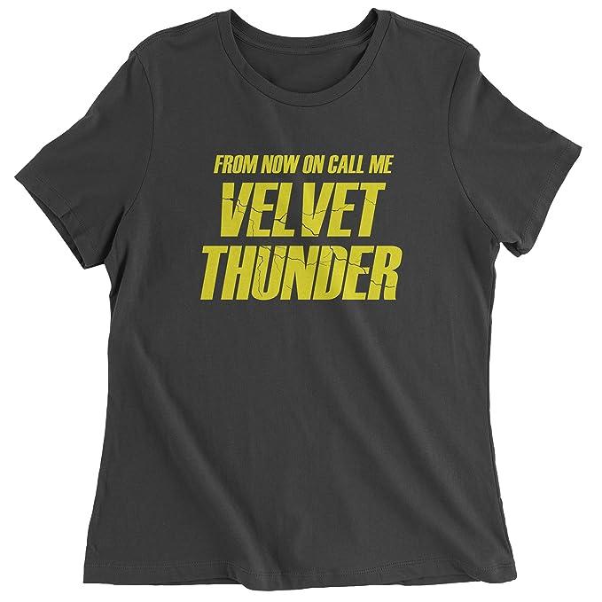 Amazon.com  FerociTees Velvet Thunder Brooklyn 99 Womens T-Shirt ... fc64f6cce