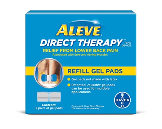 Aleve Direct Therapy - Refill Gel Pads