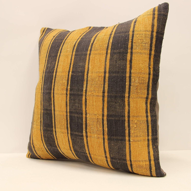 Remarkable Amazon Com Turkish Kilim Pillow Cover 18X18 Ethnic Pillow Ibusinesslaw Wood Chair Design Ideas Ibusinesslaworg