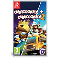Overcooked! + Overcooked! 2 (Nintendo Switch)