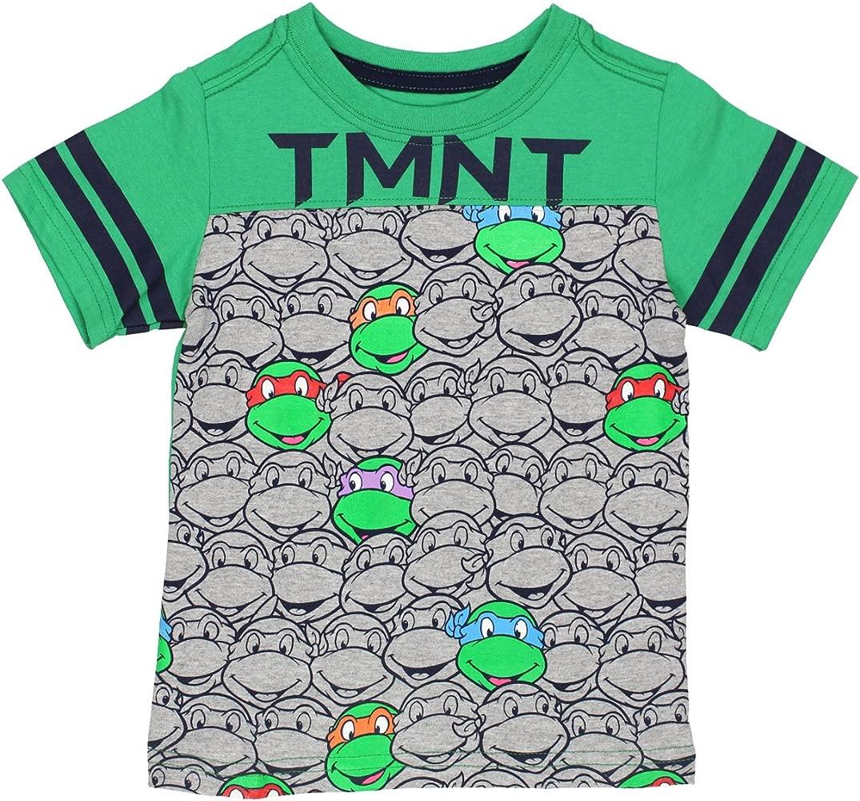 Amazon.com: TMNT Teenage Mutant Ninja Turtles Boys Short ...