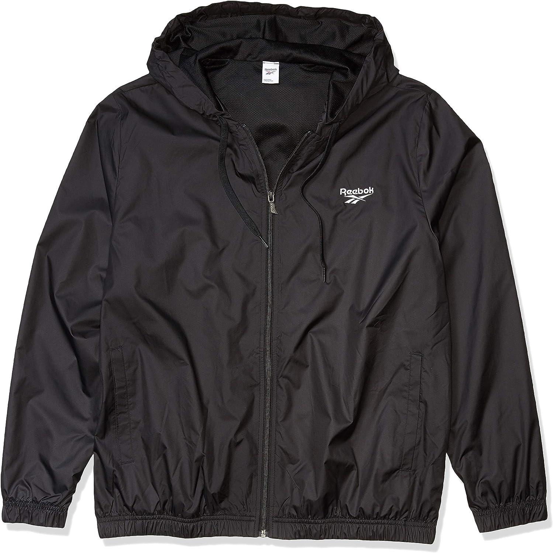 Reebok Women's Classic 25% OFF Windbreaker Vector Jacket Max 83% OFF