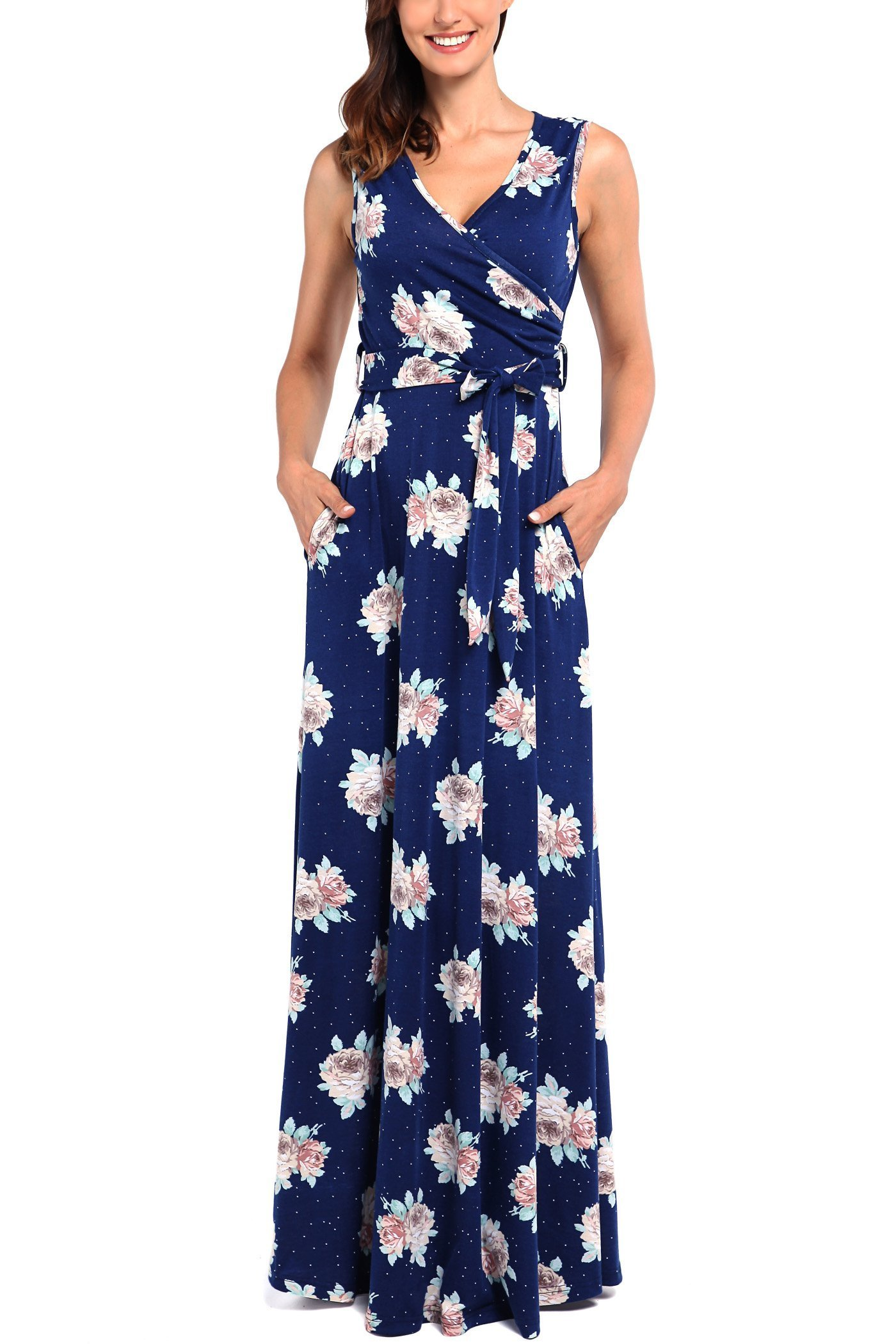 bc7dab53d46 Galleon - Comila Casual Dresses With Pockets