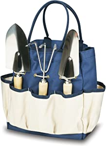 ONIVA - a Picnic Time Brand Garden Tote with Tools