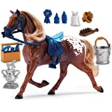Sunny Days Entertainment Blue Ribbon Champions Deluxe Horse: Appaloosa Toy