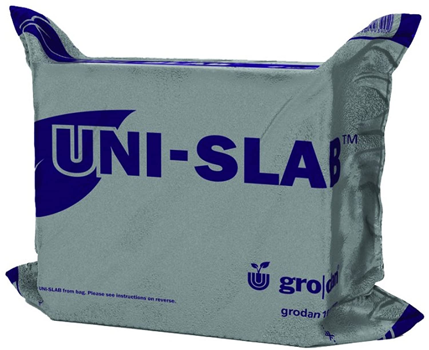 Grodan Uni-Slab 9.5 by 8 by 4 Inch Sunlight Supply Inc. GL56713018BLOCK