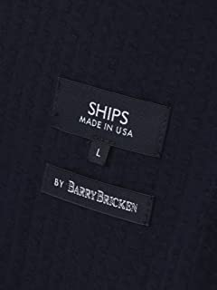 Seersucker Sportcoat 117-07-0036: Navy