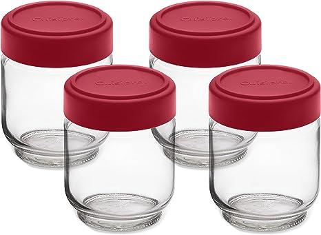 Bpa-Free étanche étanche Baby Food bocaux Verre Baby Food conteneurs de stockage