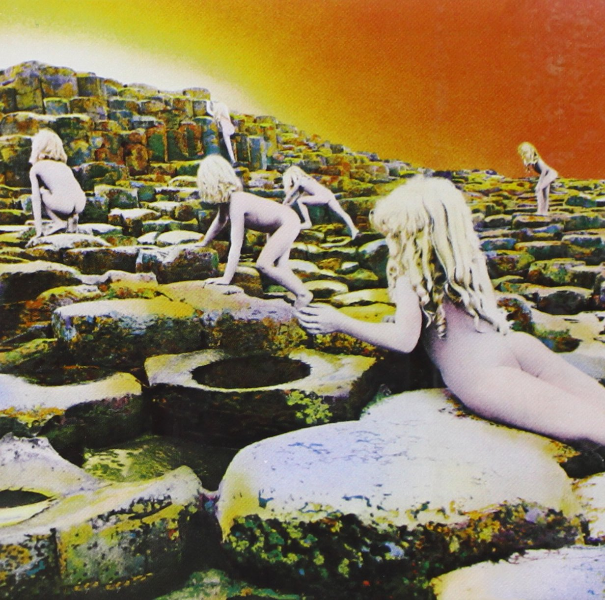 Houses Of The Holy by Led Zeppelin