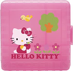 Zak Designs GoPak 4-compartment Lunch Container, Hello Kitty
