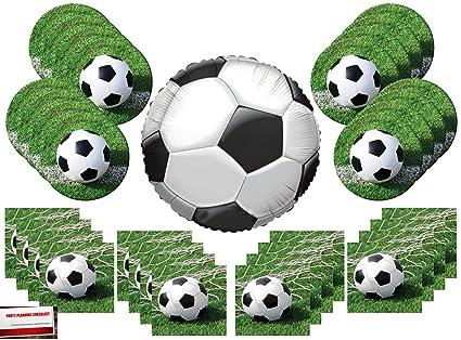 Amazon.com: Balón de fútbol suministros para fiestas de ...