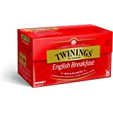 Infusión Twinings Té English Breakfast 25Sobres