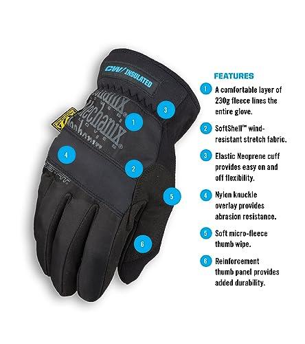 Winter Work Gloves For Men By Mechanix Wear