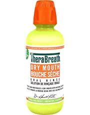 TheraBreath dry mouth oral rinse, tingling mint, 473ml, 1 Count