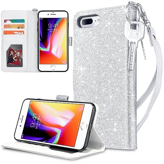 apple iphone 7 flip case leather