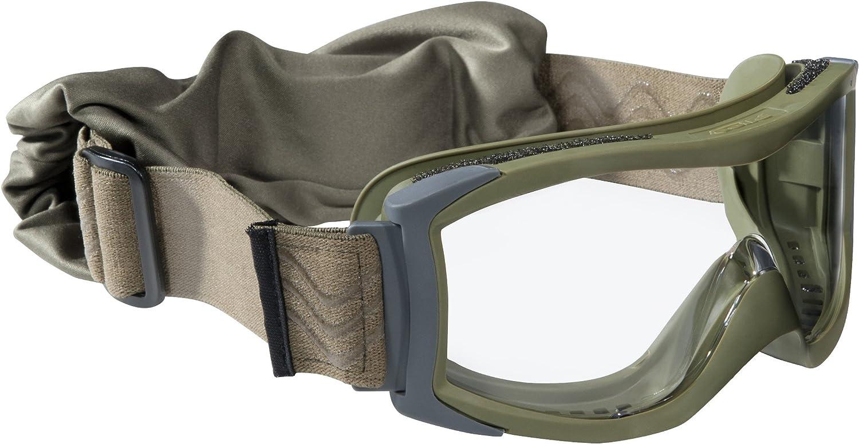 Bolle Tactical Men's X1KSTDI X1000 Green - Gafas balísticas universales
