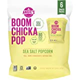 Angie's BOOMCHICKAPOP Sweet & Salty Kettle Corn, 1 Ounce Bag, 24 Count
