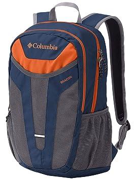 Columbia Beacon, Mochila Ligera 24 l, Azul (Carbon)/Naranja (Heatwave), Talla Única: Amazon.es: Deportes y aire libre