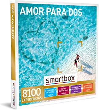 SMARTBOX - Caja Regalo - Amor para Dos - Idea de Regalo - 1 ...