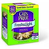 Cat's Pride Fresh and Light Multi-Cat Premium Scoopable Litter