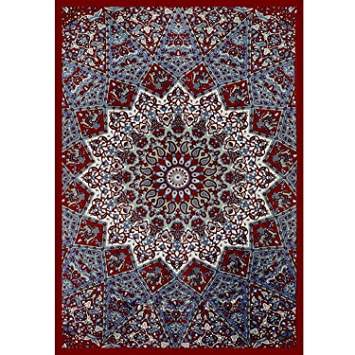 Batop Hot New Indian Mandala Tapestry Hippie Home Decorative Wall Hanging - Bohemia Beach Mat Yoga