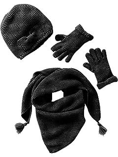 VERTBAUDET Conjunto bufanda + gorro + manoplas o guantes niña 726e4536ef9