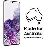 Samsung SM-G985FZAAXSA Galaxy S20+ Smartphone, Cosmic Grey