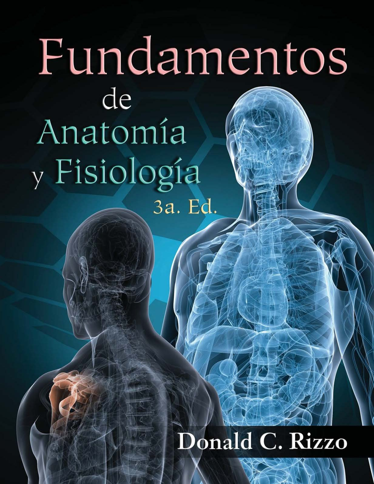 Fundamentos de anatomía y fisiología: Donald Rizzo: Amazon.com.mx ...