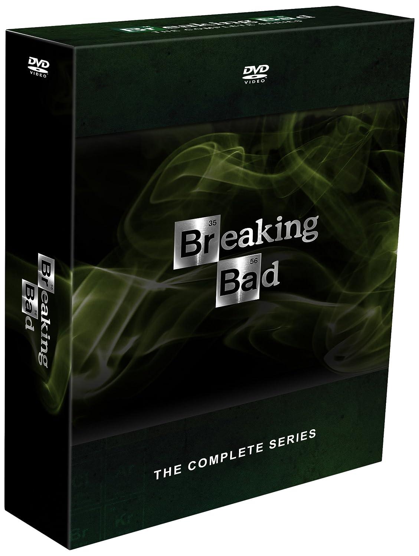 Breaking Bad: The Complete Series [USA] [DVD]: Amazon.es: Cranston, Bryan, Gunn, Anna, Paul, Aaron, Norris, Dean, Brandt, Betsy, Mitte, Rj, Gilligan, Vince, Cranston, Bryan, Gunn, Anna: Cine y Series TV