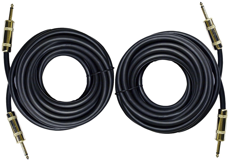 True 12 alambre de calibre AWG cable de altavoz de audio DJ/Pro, par: Amazon.es: Electrónica