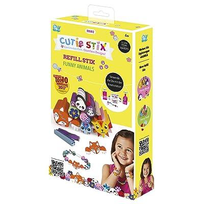 Beluga Juguetes 33102 Cutie Stix - Recambios Funny Animal, Juego: Juguetes y juegos