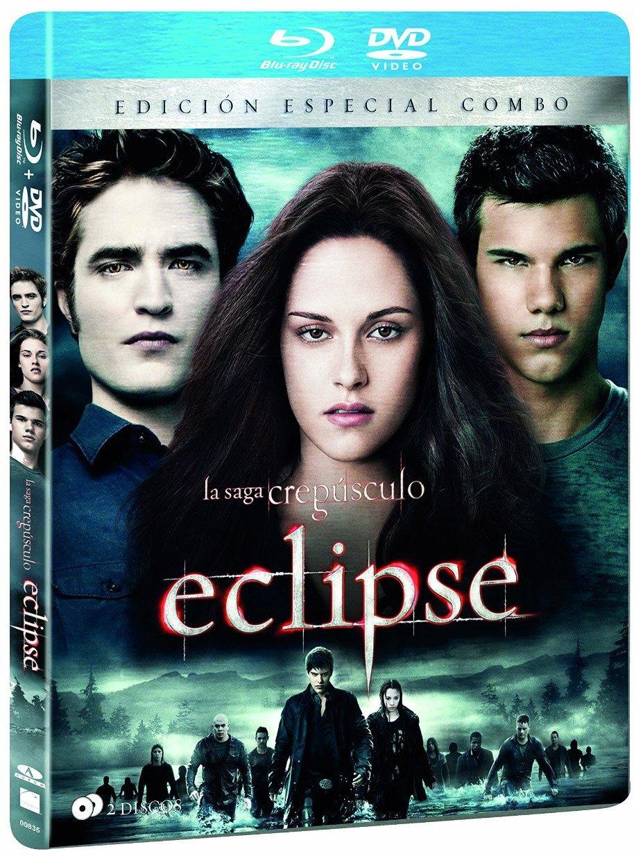 Eclipse (Bd) [Blu-ray]: Amazon.es: Kristen Stewart, Robert ...