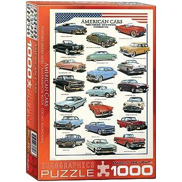 auto puzzle 1000 teile