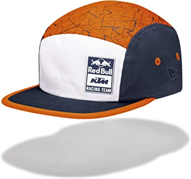 Red Bull KTM New Era Mosaic EVO Camper Gorra, Multicolor Unisexo ...