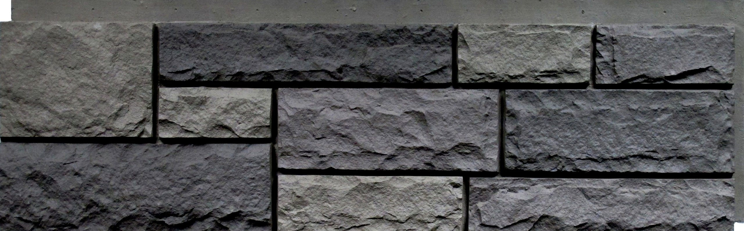 NextStone Random Rock Panel Mountain Shadow 4 Pack