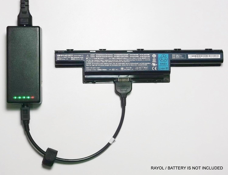 Externo portátil (autónoma)-Cargador de batería para Acer ...