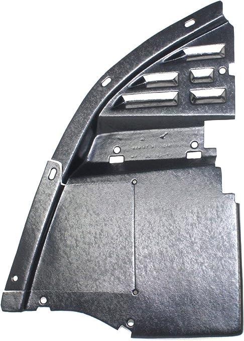RH Side Front Primed Lower Valance Deflector Fits Camaro Firebird GM1092194