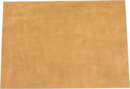 """Premium quality suede sheets 8.5/""""x12/"""" with super-strong self-adhesive backing."""