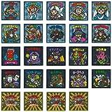 ファミリーマート限定 ビックリマンアイスバー 全24種 コンプセット