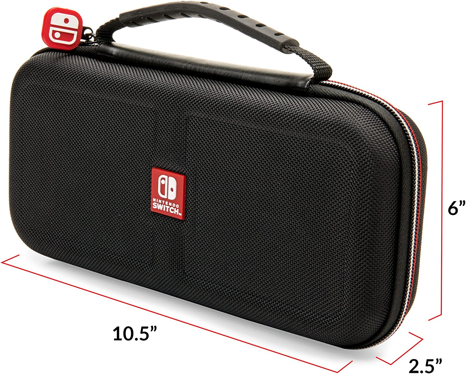 Amazon.com: Nintendo Switch Carrying Case – Protective ...