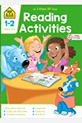 School Zone - Reading Activities Workbook - 64 Pages, Ages 6 to 8, 1st Grade, 2nd Grade, Comprehension, Comparing, Contrasting, Evaluating, and More (School Zone I Know It!® Workbook Series) Paperback