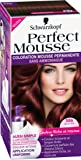 Schwarzkopf - Perfect Mousse - Coloration Permanente - Acajou 586