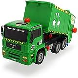 Dickie - Camión de basura verde, color verde ( 3805000)