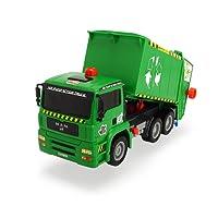 Dickie Toys - 203805000 - Camion sanitaire - Air Pump - Radiocommandé - Echelle 1/24
